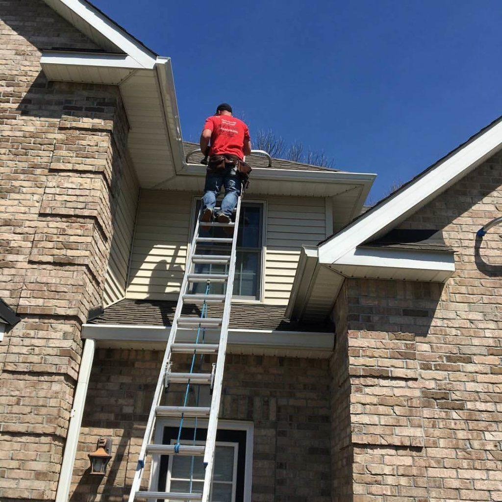 Gutter Repair in New Jersey - NJ Home Maintenance Services