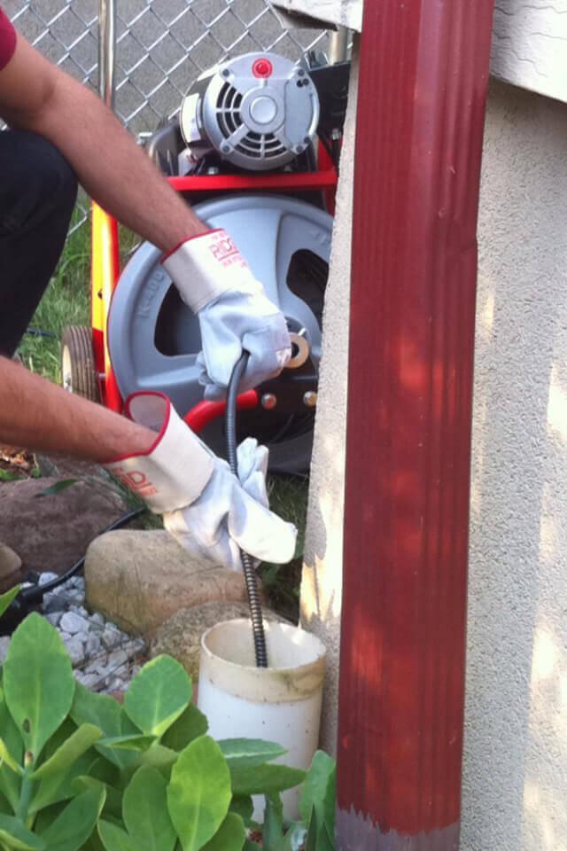 Underground Drain Cleaning/Snaking - NJ Home Maintenance